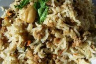 Khima Biryani : Khima Biryani is a non-veg dish. If you are a non-veg lover then try this recipe. learn the procedure and make the khima biryani for veg lovers....