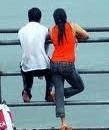 Ti marathi prem kavita ती… ती म्हणजे कोण??? … ती म्हणजे, एके काळी मला पाहून लाजणारी,अन … गालातल्या गालात गोड हसणारी… निआता, मला पाहून हि न पहिल्या सारख करणारी,अन माझ्या...