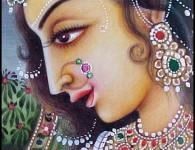 """नारी सौभाग्यकरण मंत्र . (Naree Subhagya Mantra) जी श्रद्धावान नारी स्नानादीने शुद्ध होऊन सूर्योदयापूर्वी । ओम ओम ऱ्ही ओम क्रि र्हीं ओम स्वाहां । """"या मंत्राच्या दहा माळा जाप दररोज..."""