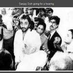 Sanjay Dutt going for a hearing