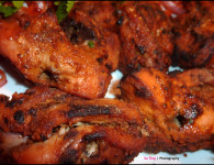 Tandoori Chicken : This mouth watering delicious chicken is well known as tandoori chicken. Here you can learn the way of prepare it. Various masales are used in it and...