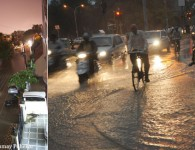 Nagpur the center point of Indiareceived heavy rainfall on 31st july 2013. Here is some pictures of101.4mm rainfall between 8.30am and 8.30pm on Wednesday. Of this, 73.1mm rainfall between 5.30pm...