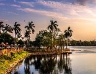 Gandhisagar is known by the names Shukravari Talao (lake), Gandhi Sagar Lake and Jumma lake.It is located in Nagpur near Raman Science Center. It is a best place to visit...
