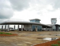 Gondia Airport is located at Birsi village, 12 kilometres North-East of Gondia, Maharashtra, India. It is used for general aviation and pilot training. Gondia airport has a single runway (04/22), 2,290...