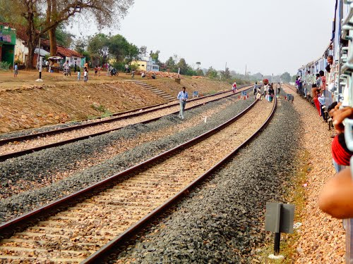 Gondia Railway Junction - Gondia balaghat