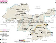 "Amravati also known as ""Ambanagari"" is a city in the state of Maharashtra, India. It is the 8th most populous metropolitan area in the state. It is the administrative headquarters..."