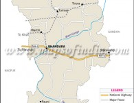 Bhandara is a City and Municipal Council and headquarters of Bhandara area in the state of Maharashtra, India.Bhandara is an agricultural centre for the agriculturists around its region significantly growing...