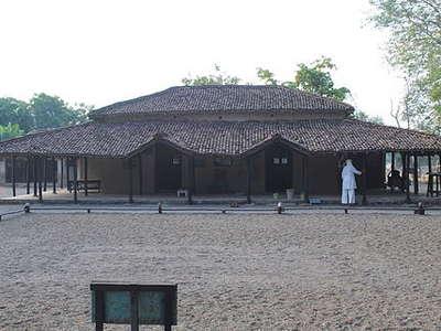 Sevagram Ashram India Tourist