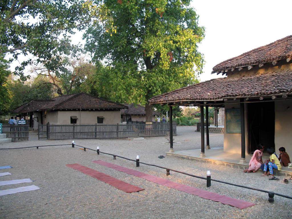 Sevagram Ashram India Tourist1
