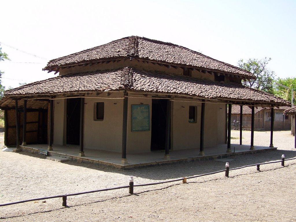 Sevagram Ashram asharam