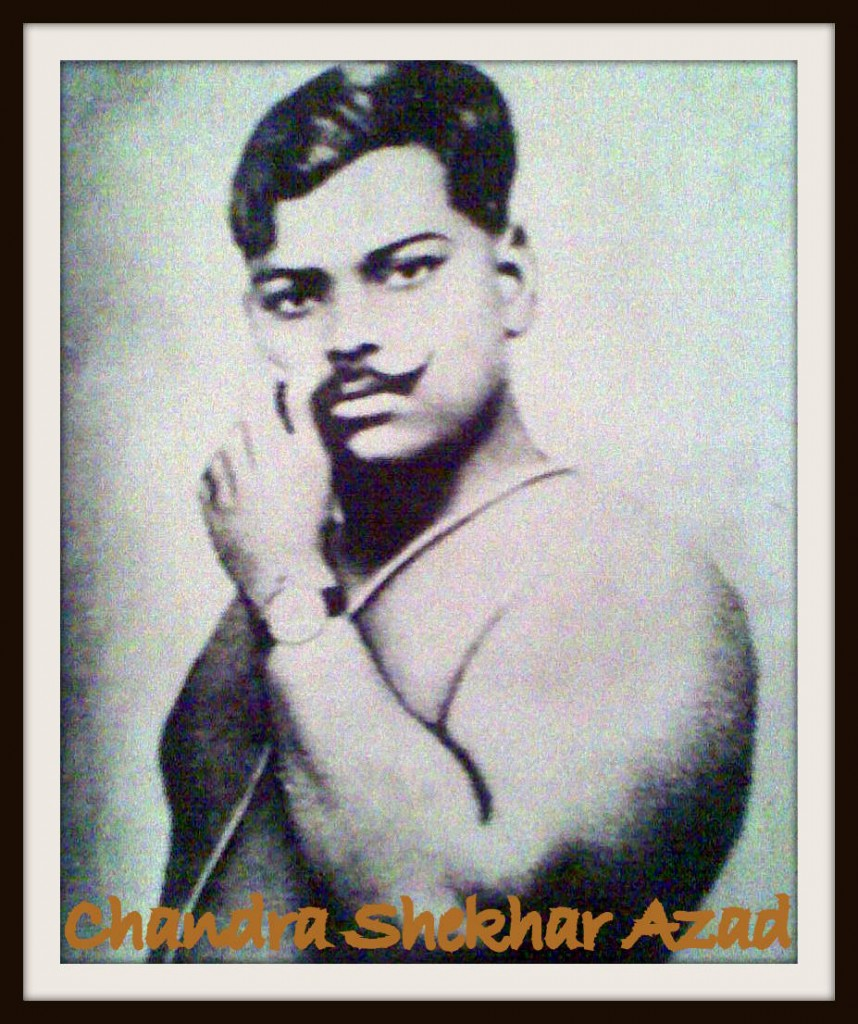 Chandra shekhar azad hindi essay in hindi