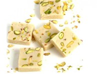 The whole paneer barfi recipe takes not more than 15 minutes to prepare, if you have blanched the dry fruits before. these stay well in the fridge for about a...