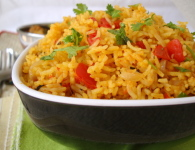 Tomato Pulao Tomato Pulao, is an easy and yummy lunch box recipe especially for kids. This is a veg recipe with lots of ingredients. It haldly take 15 minutes to...
