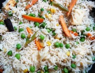 Veg Pulao recipe with step by step Guideline. Easy cooking tips on recipe of Veg Pulao. This is an easy and healthy vegetable pulao recipe for your family. Veg Pulao...