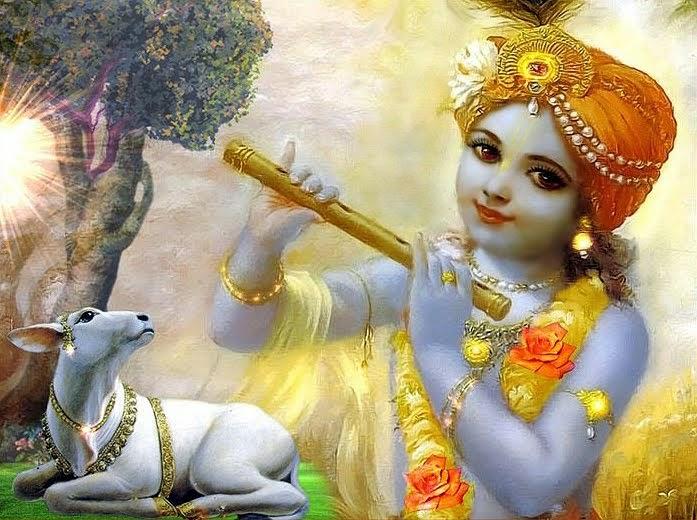 Shri Krushnachi Aarti
