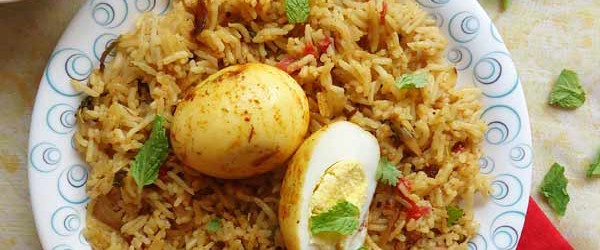 Egg Biryani – Egg Biryani is a non-veg dish made with eggs and rice is main ingredients of this dish. You can easily make this dish at home desiring to...