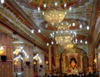 Shreemant Dagdusheth Halwai Ganapati Temple: In Punethis temple is dedicated to the Hindu God Ganesha. The temple is popular in Maharashtra and is visited by thousands of pilgrims every year.The...